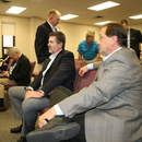 Premier sponsors prior to recognition at the December MWA Board Meeting.