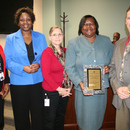 The MWA Finance Department receives the Certificate of Achievement for Excellence in Financial Reporting.